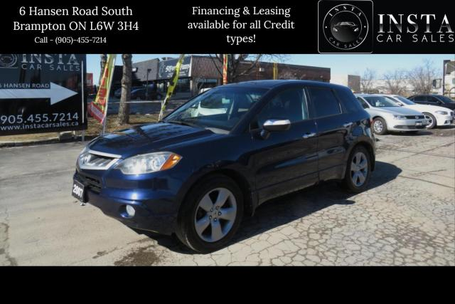 2007 Acura RDX 5-Spd AT with Technology Package (sold)