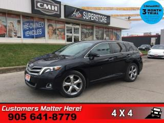 Used 2013 Toyota Venza Base  V6 AWD NAV LEATH ROOF CAM P/SEATS  20