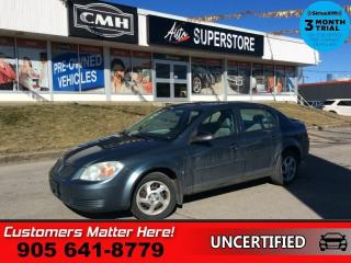 Used 2006 Pontiac Pursuit Base  4DR SEDAN BASE(AS TRADED) for sale in St. Catharines, ON