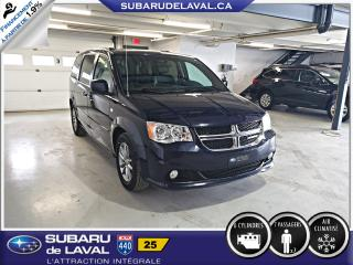 Used 2014 Dodge Grand Caravan 30th Anniversary ** Sièges en cuir ** for sale in Laval, QC