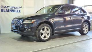 Used 2013 Audi Q5 2,0L QUATTRO Premium Plus for sale in Blainville, QC