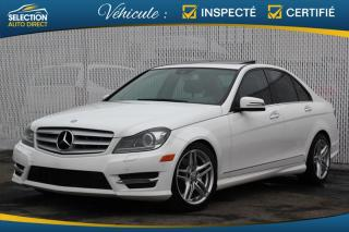 Used 2013 Mercedes-Benz C-Class C 350 Awd for sale in Ste-Rose, QC