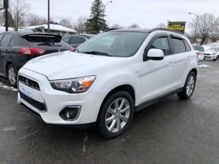 Used 2013 Mitsubishi RVR GT*4x4-GPS-Toit! for sale in Québec, QC