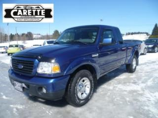 Used 2009 Ford Ranger SPORT for sale in East broughton, QC