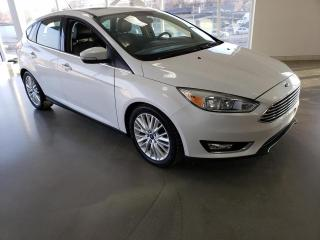 Used 2015 Ford Focus Hayon 5 portes Titane for sale in Montréal, QC