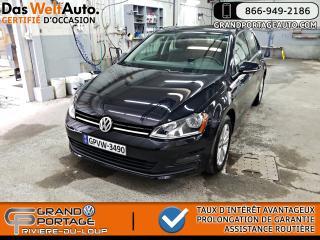 Used 2016 Volkswagen Golf 1.8 TSI comfortline à hayon 5 portes BM for sale in Rivière-Du-Loup, QC