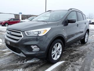 Used 2018 Ford Escape SEL, AWD, CUIR,TOIT PANO ,GPS for sale in Vallée-Jonction, QC