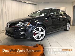 Used 2017 Volkswagen Jetta Gli , Cuir, Toit for sale in Sherbrooke, QC