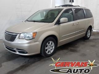 Used 2012 Chrysler Town & Country Touring Gps Tv/dvd for sale in Trois-Rivières, QC