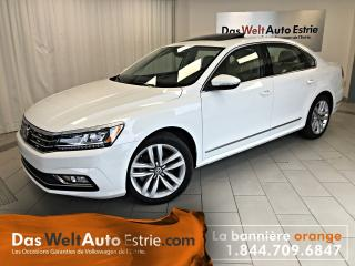 Used 2017 Volkswagen Passat 1.8 TSI Highline for sale in Sherbrooke, QC