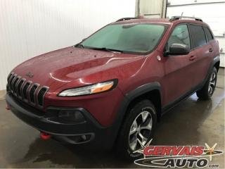 Used 2015 Jeep Cherokee Cuir Awd V6 for sale in Shawinigan, QC