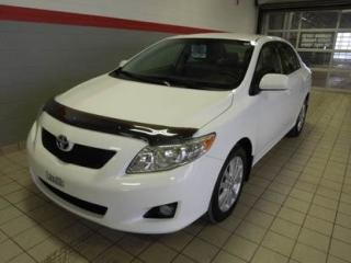 Used 2010 Toyota Corolla Le/clé Intelligente for sale in Terrebonne, QC