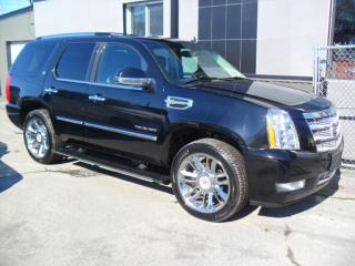 Used 2010 Cadillac Escalade Hybride Platinum FULL FULL + GARANTIE 3 for sale in Laval, QC