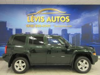 Used 2010 Jeep Patriot NORTH AWD A/C for sale in Lévis, QC
