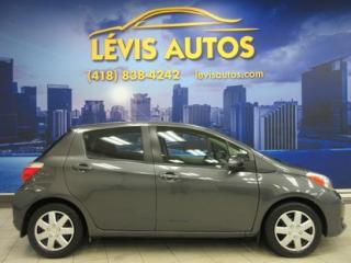 Used 2013 Toyota Yaris LE A/C for sale in Lévis, QC