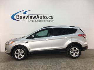 Used 2015 Ford Escape - BLUETOOTH! REVERSE CAM! 54,000KMS! FORD DIRECT! for sale in Belleville, ON