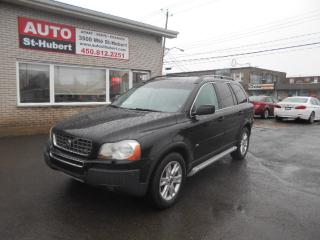 Used 2006 Volvo XC90 AWD/7PASS/V8 for sale in St-Hubert, QC