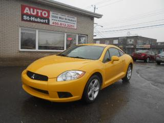 Used 2009 Mitsubishi Eclipse GS for sale in St-Hubert, QC