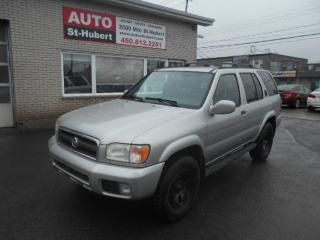 Used 2003 Nissan Pathfinder LE AWD for sale in St-Hubert, QC