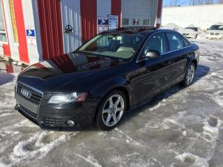 Used 2009 Audi A4 Berline 4 portes, boîte automatique, 2.0 for sale in St-Jérôme, QC
