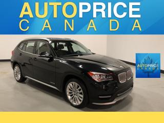 Used 2015 BMW X1 xDrive28i TECH PK|NAVI|PANO|PREMIUM PKG for sale in Mississauga, ON