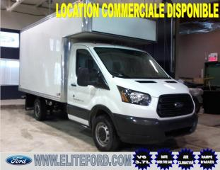 Used 2018 Ford Transit T-350, BOITE 12 PIEDS ''OVER THE CAB'' for sale in St-Jérôme, QC