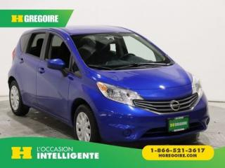 Used 2016 Nissan Versa NOTE SV A/C GR ELECT for sale in St-Léonard, QC