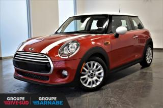 Used 2015 MINI Cooper PREMIUM + CUIR + TOIT-PANORAMIQUE for sale in St-Jean-Sur-Richelieu, QC