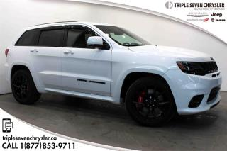 Used 2018 Jeep Grand Cherokee 4X4 SRT Active Cruise - Winter Wheel Pkg for sale in Regina, SK