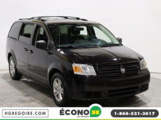 Used 2010 Dodge Grand Caravan SE STOW N'GO A/C for sale in St-Léonard, QC
