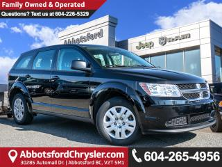 Used 2015 Dodge Journey CVP/SE Plus *ACCIDENT FREE* *LOCALLY DRIVEN* for sale in Abbotsford, BC