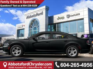 New 2019 Dodge Charger SXT -  Android Auto -  Apple CarPlay for sale in Abbotsford, BC