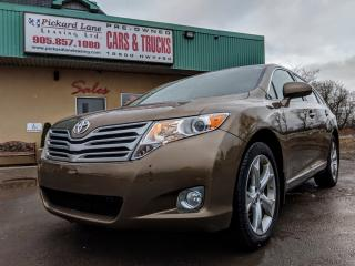 Used 2009 Toyota Venza V6 LEATHER!! HEATED SEATS!! SUNROOF!! for sale in Bolton, ON