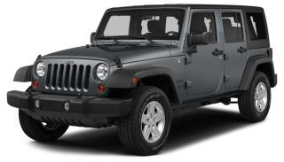 Used 2013 Jeep Wrangler UNLIMITED SPORT for sale in Ottawa, ON