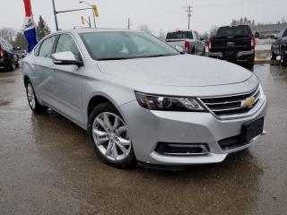Used 2018 Chevrolet Impala 1LT Leather for sale in Kemptville, ON