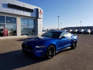 Used 2018 Ford Mustang EcoBoost Premium for sale in Lethbridge, AB