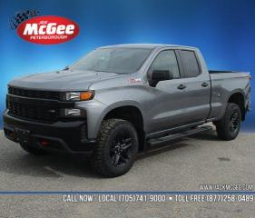 New 2019 Chevrolet Silverado 1500 Silverado Custom Trail Boss for sale in Peterborough, ON