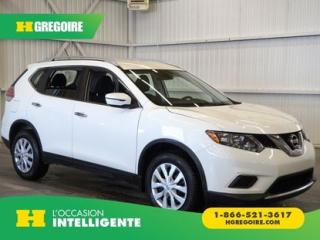 Used 2016 Nissan Rogue S CAMERA DE RECUL for sale in St-Léonard, QC