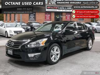 Used 2013 Nissan Altima 2.5 SL for sale in Scarborough, ON