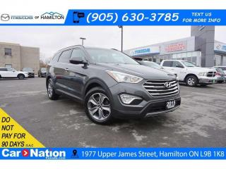 Used 2015 Hyundai Santa Fe XL LUXURY | HEATED SEATS | AWD | 7 PASSENGER for sale in Hamilton, ON