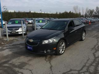 Used 2011 Chevrolet Cruze LTZ for sale in Newmarket, ON
