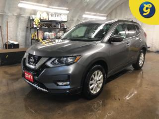 Used 2017 Nissan Rogue SV * AWD * Remote start * Push button ignition * Back up camera * Heated front seats/steering wheel * Sport/ECO mode * Hands free steering wheel contr for sale in Cambridge, ON