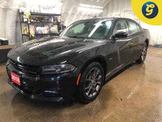 Used 2018 Dodge Charger GT * AWD * GPS navigation * Sunroof * 300 horsepower rating * 8.4 inch U connect touchscreen Google Android/Auto Apple Car Play capable * 19 inch Allo for sale in Cambridge, ON