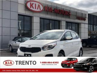 Used 2017 Kia Rondo LX | DEMO | ALLOYS | BACKUP CAMERA for sale in North York, ON