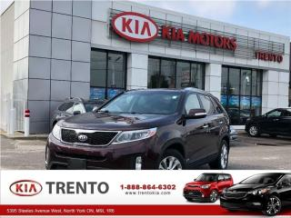 Used 2015 Kia Sorento EX V6 AWD W/PanoSnrf/One Owner/Leather/Push Start/ for sale in North York, ON