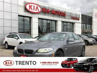 Used 2013 BMW 528 528i xDrive AWD/TWO SETS TIRES/NAVI/Rnf/Premium/ for sale in North York, ON