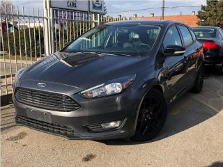 Used 2016 Ford Focus SE| LOADED | ROOF | REVERSE CAMERA | KEYLESS ENTRY for sale in North York, ON