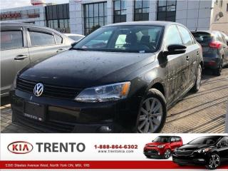 Used 2012 Volkswagen Jetta 2.0L Comfortline Comfortline for sale in North York, ON