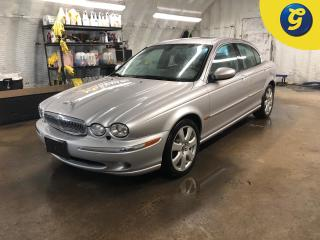 Used 2005 Jaguar X-Type S*AWD****AS IS SPECIAL******Sunroof * Leather interior *  Heated front seats * Hands free steering wheel controls * Phone connect * Voice recognition for sale in Cambridge, ON