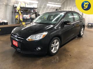 Used 2013 Ford Focus SE * Ford SYNC Microsoft * Heated front seats * Heated mirrors * Voice recognition * Phone connect * Hands free steering wheel *  Keyless entry * Clim for sale in Cambridge, ON